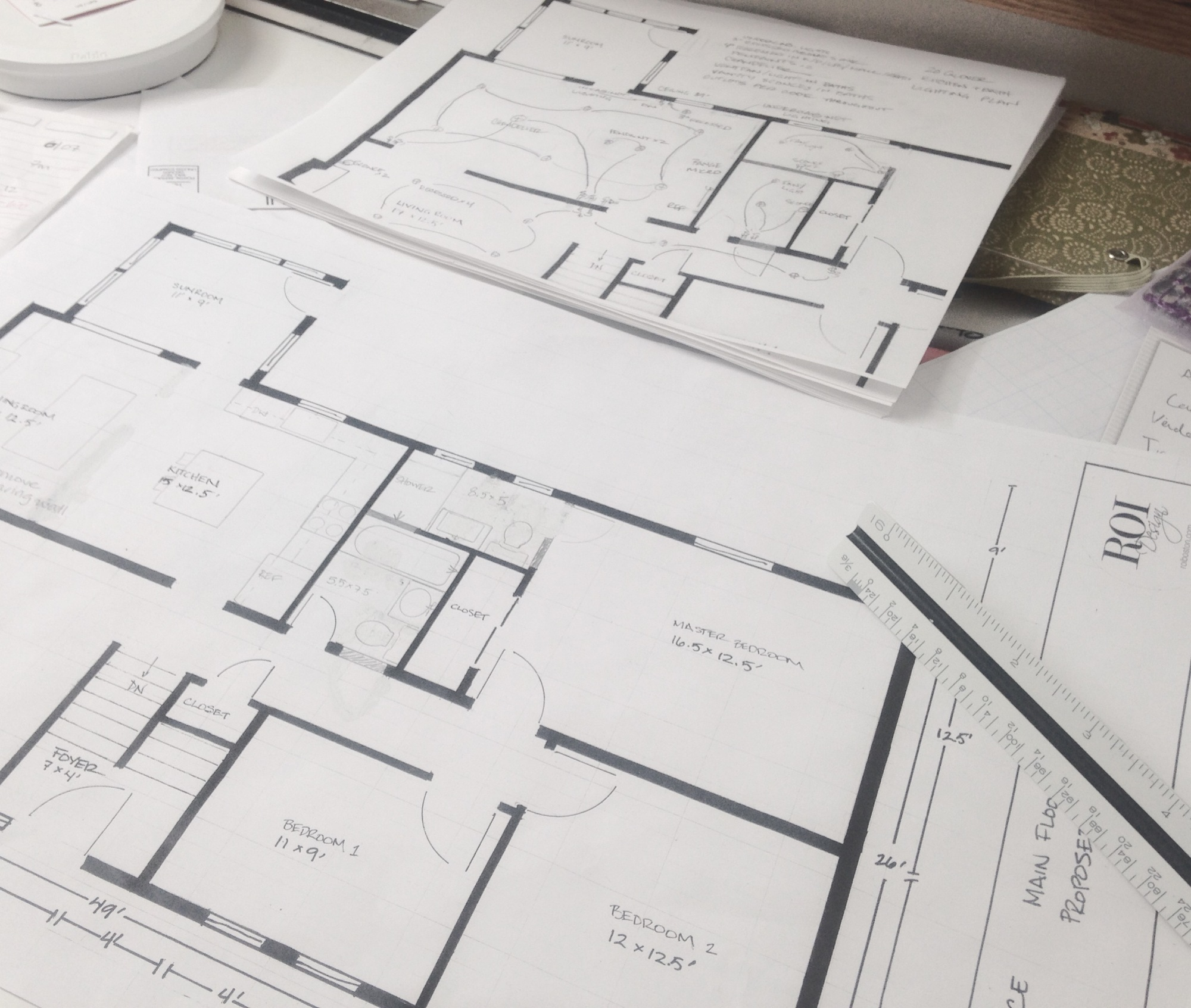 roi design floor plans