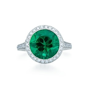 Tiffany Emerald Ring