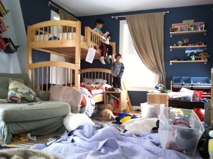 boys room in real life
